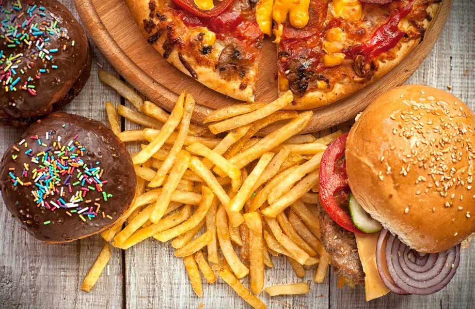 Test: ¿sobrevivirías sin fast food el resto de tu vida?