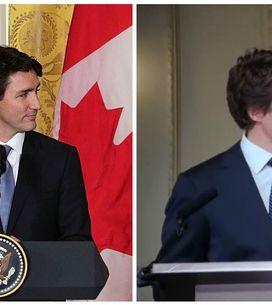 Quand Justin Trudeau se la joue Hugh Grant dans Love Actually face à Trump (Ph