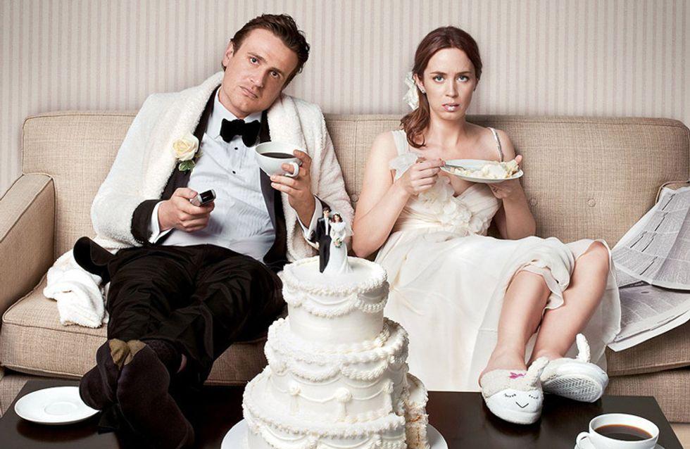 Si volvieras a celebrar tu boda... ¿cambiarías algo?