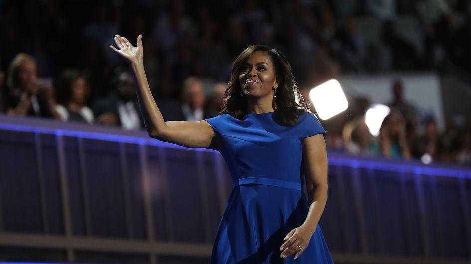Michelle Obama de retour à la télé dans l'une de nos émissions préférées !
