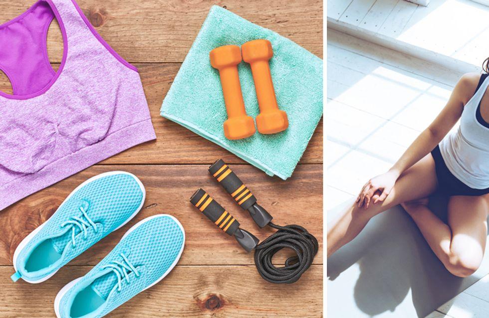 Homeworkout: 6 unverzichtbare Must-Haves fürs Training Zuhause