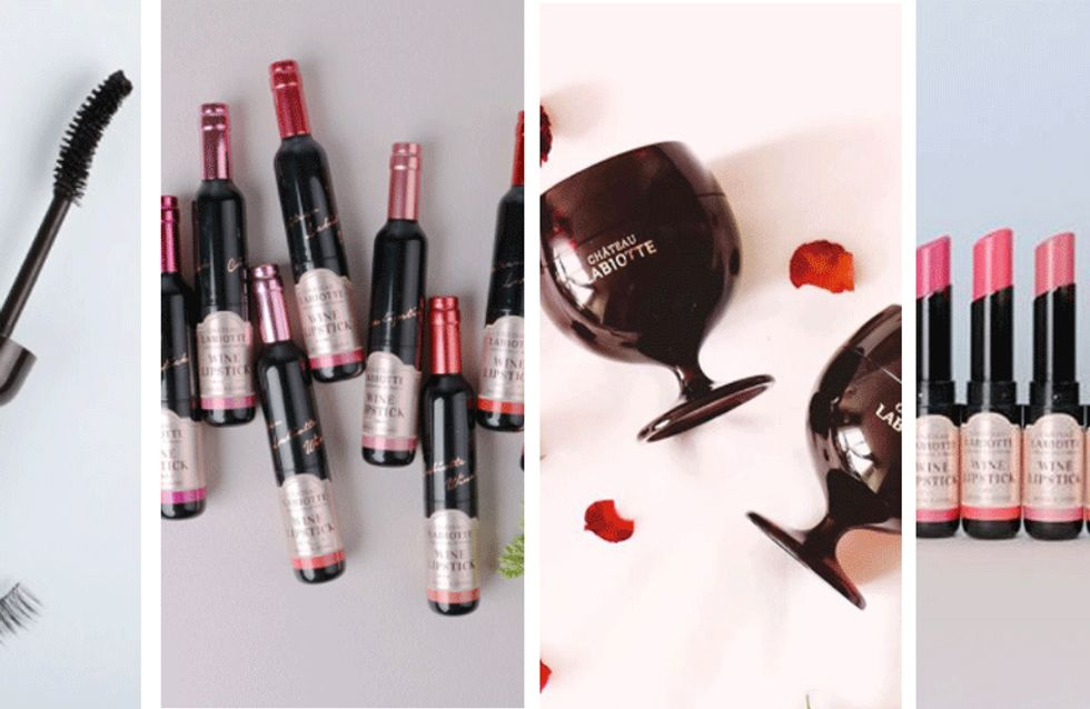 This Wine Inspired Makeup Line Is Exactly What We Need
