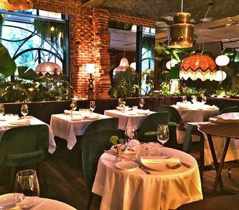 6 restaurantes con una decoración exquisita