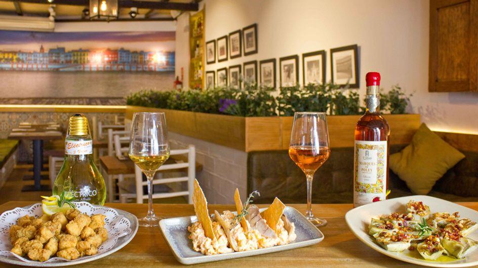 Restaurante Triana, un pedacito de sur en Madrid