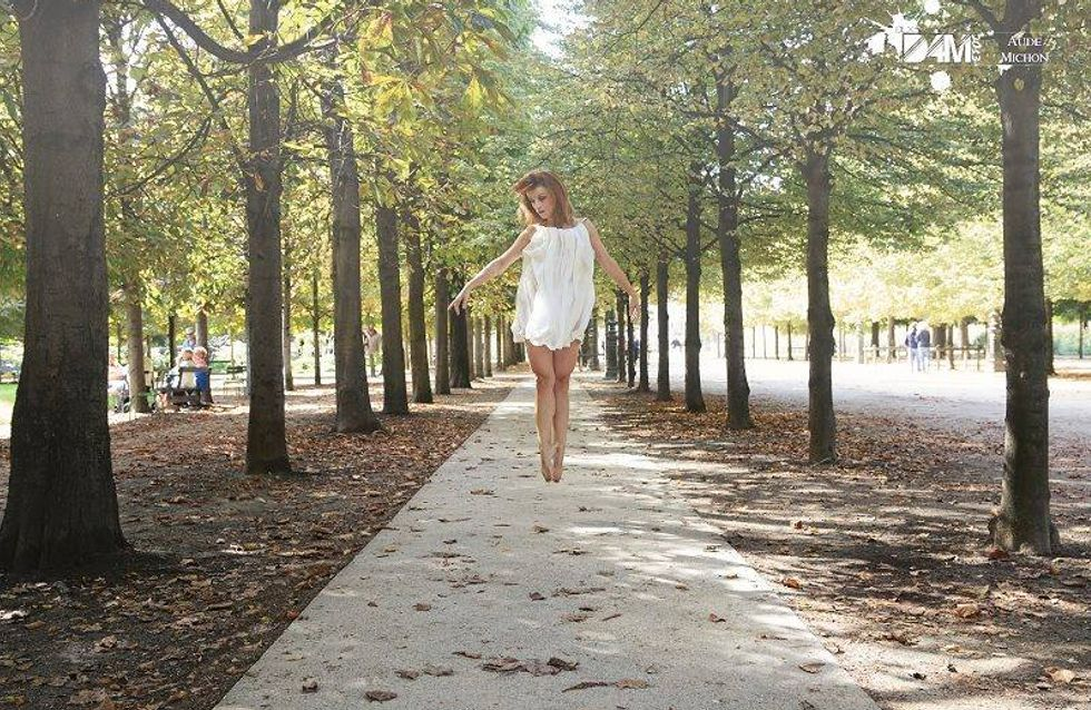 La femme de la semaine : Aude M, celle qui danse contre les cancers (Photos et vidéo)