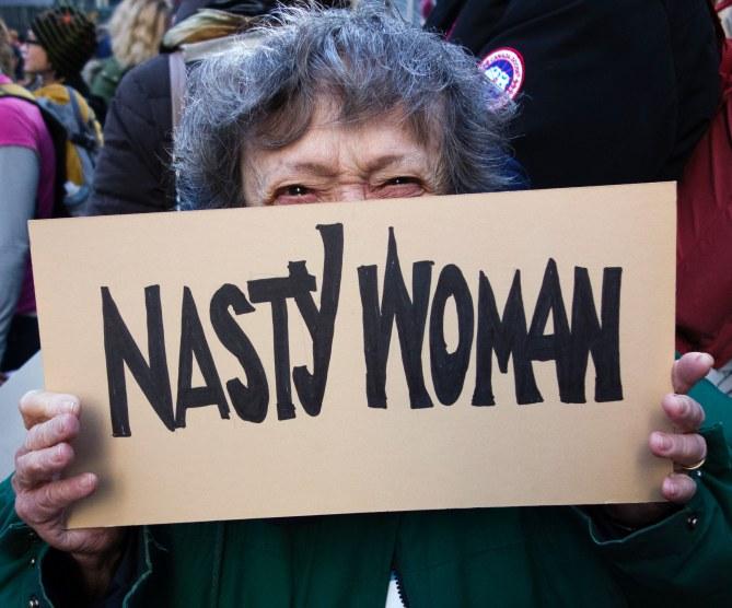La Women's March