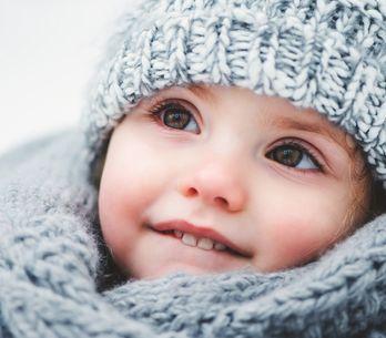Les bons gestes pour prendre soin d'un bébé en hiver