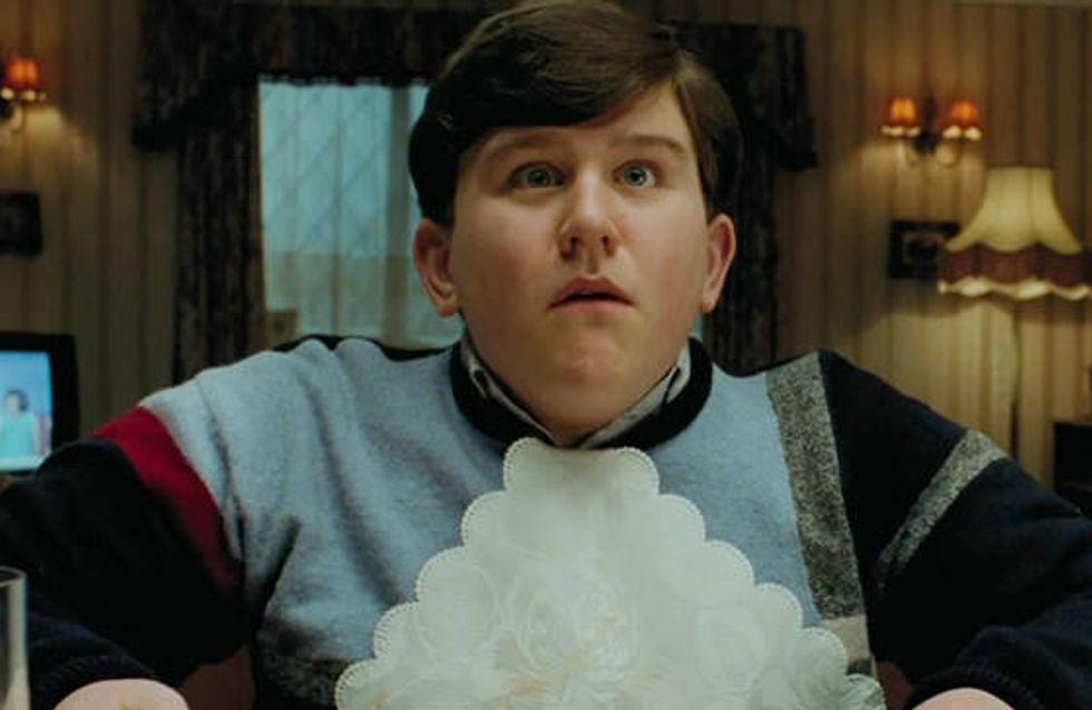 Le petit Dudley potelé de Harry Potter a bien grandi ! (Photos)