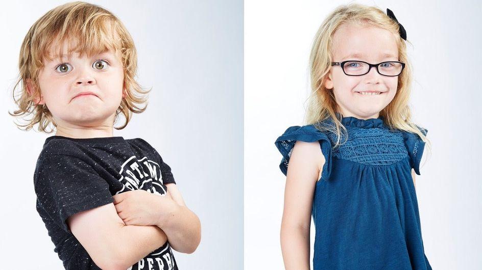 """A 5 ans, cette fillette est déjà considérée comme une """"icône féministe"""""""