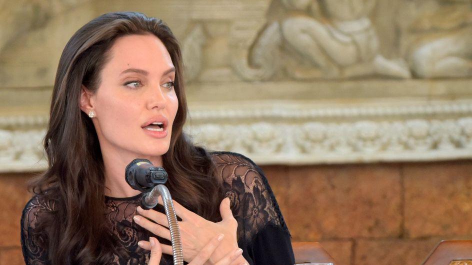 Emotionales Geständnis: Angelina Jolie spricht zum ersten Mal ganz offen über ihre Trennung