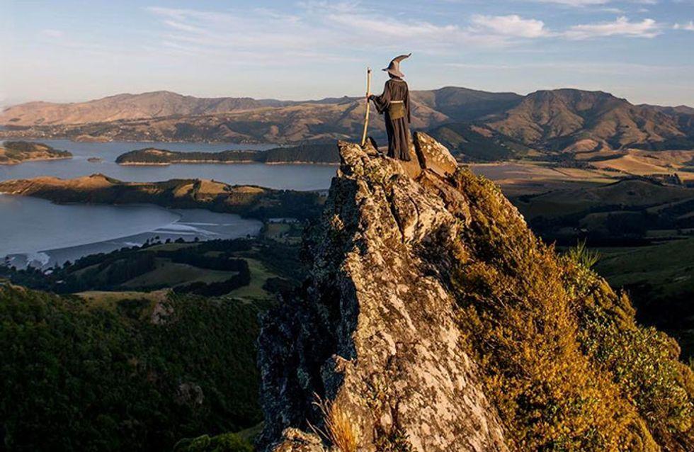 Un recorrido por Nueva Zelanda de la mano de Gandalf: así son las fotos que están dando la vuelta al mundo
