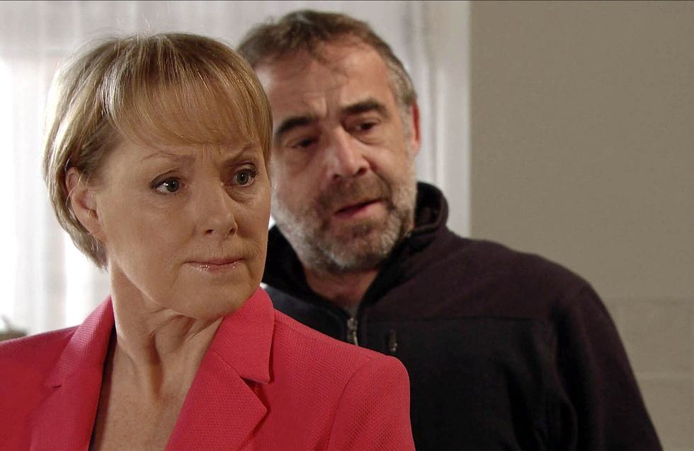 Coronation Street 27/02 - Sally Learns Some Home Truths About Her Girls