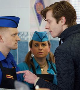 Coronation Street 01/03 - Chesney's Revenge Backfires