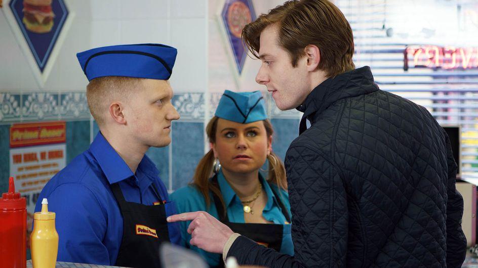 Coronation Street 01/03 - Chesney's Revenge Backfires