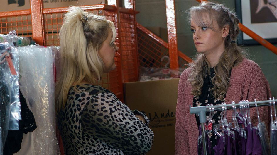 Coronation Street 03/03 - Sinead Makes A Shocking Discovery