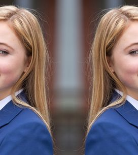 Hollyoaks 01/03 - Peri Is Dreading Her First Day Back At School