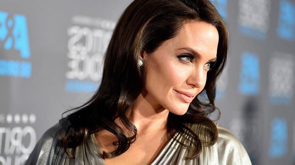"""Angelina Jolie fala sobre separação pela primeira vez: """"Foi muito difícil"""""""