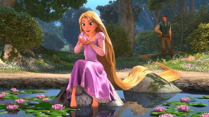Rapunzel (Enredados)