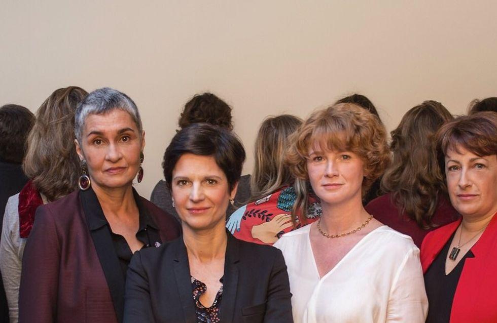 Pour dénoncer le harcèlement sexuel, ces quatre victimes présumées de Denis Baupin posent à visage découvert (Photos)