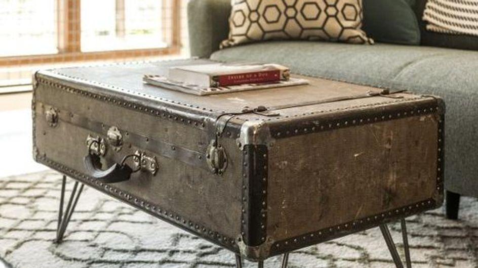 20 ideas DIY muy originales para dar una segunda vida a tus cosas usadas