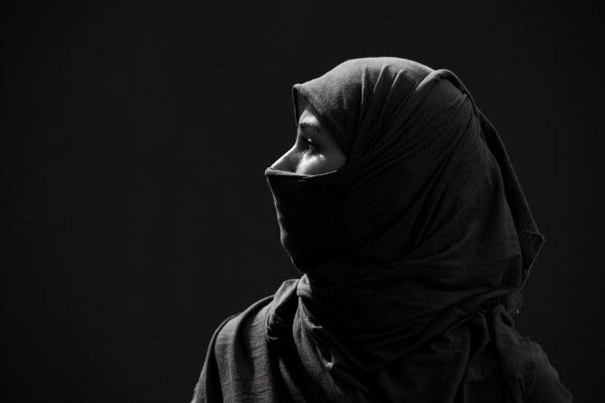 Une femme irakienne