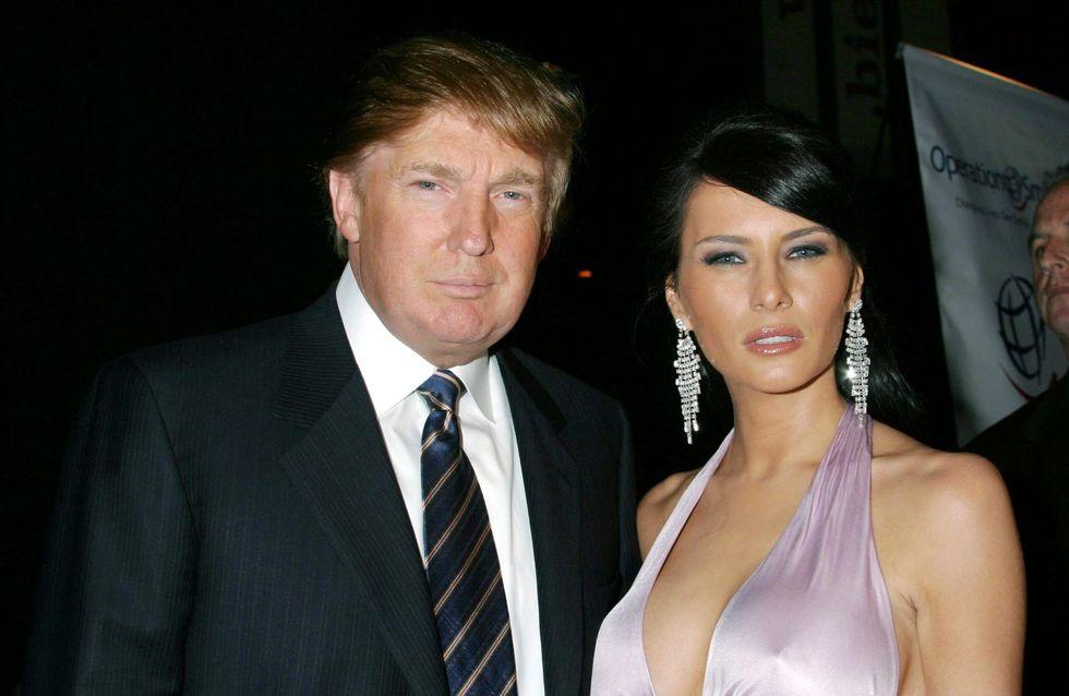 La transformación de Melania Trump desde que es primera dama