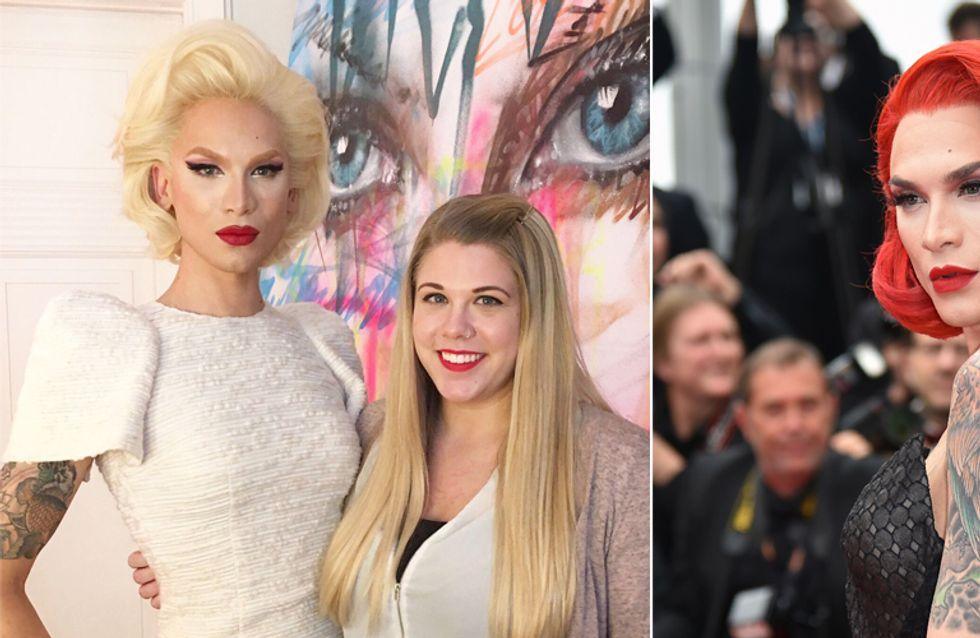 Die Drag Queen, die Geschichte schreibt: Wir haben Miss Fame zum Interview getroffen