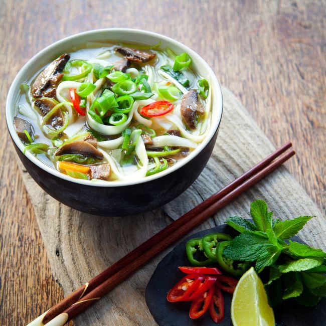 Soupe Chinoise Comment Faire Une Soupe Chinoise La Recette