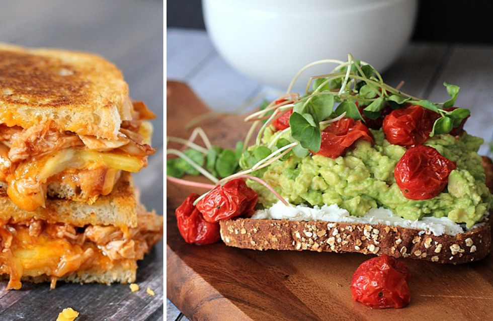 Toast Hawaii, Arme Ritter & Co.: 5 Food-Klassiker ganz neu interpretiert