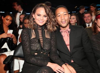 Chrissy Teigen et son mari, John Legend