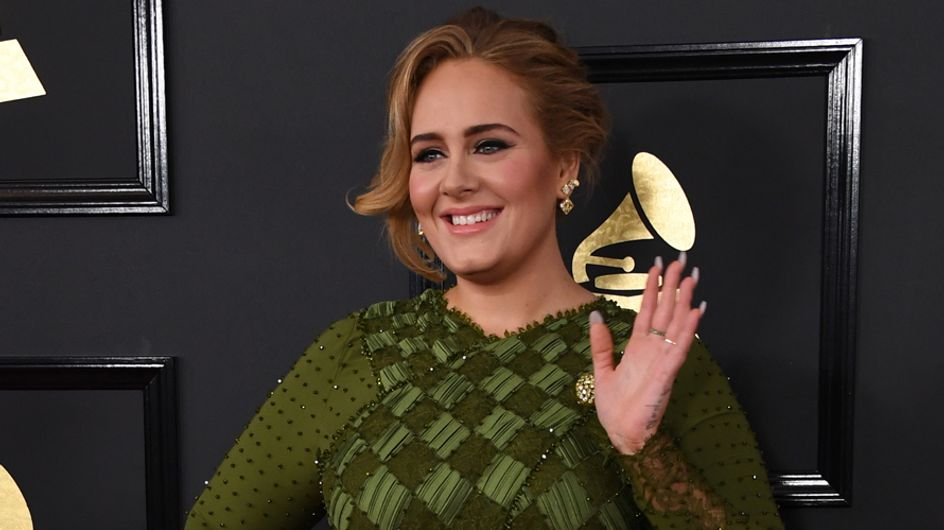 La sorprendente evolución física de Adele