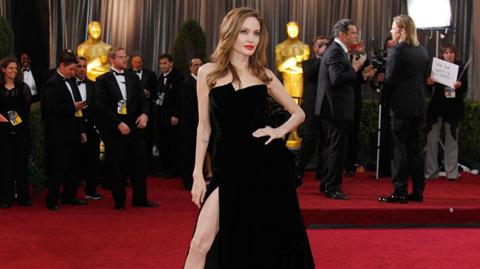 Las poses más características de la alfombra roja de los Oscars