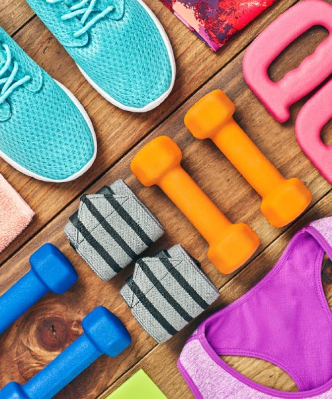 Mehr Bewegung! Mit Sport könnt ihr am besten Fett verbrennen.