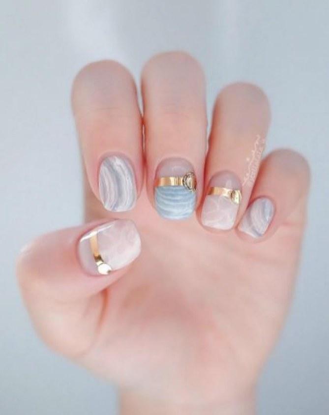 Rose-Quartz-Nails