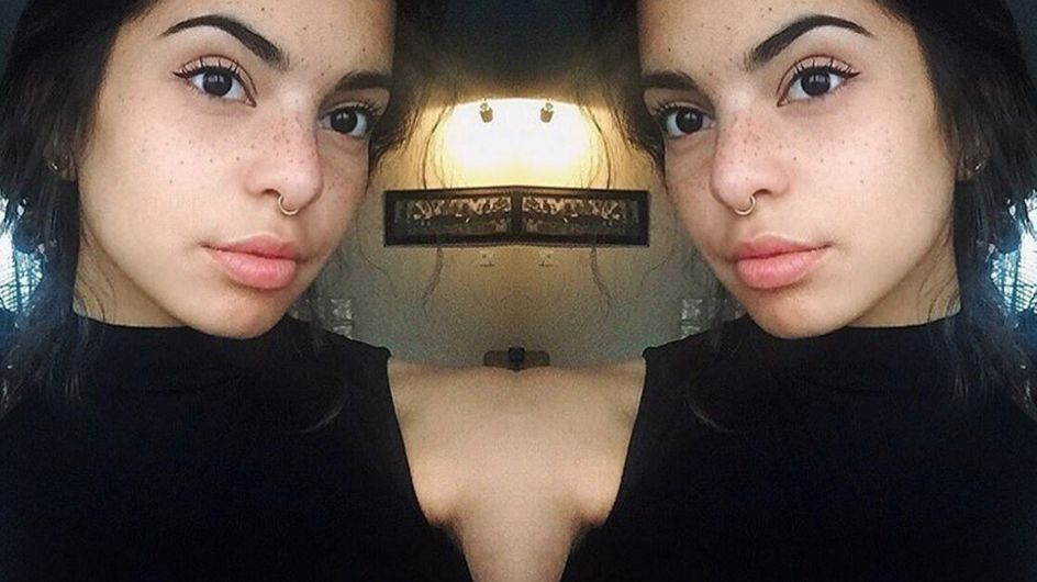Now People Are Tattooing Freckles Onto Their Faces... And We Kinda Like It TBH