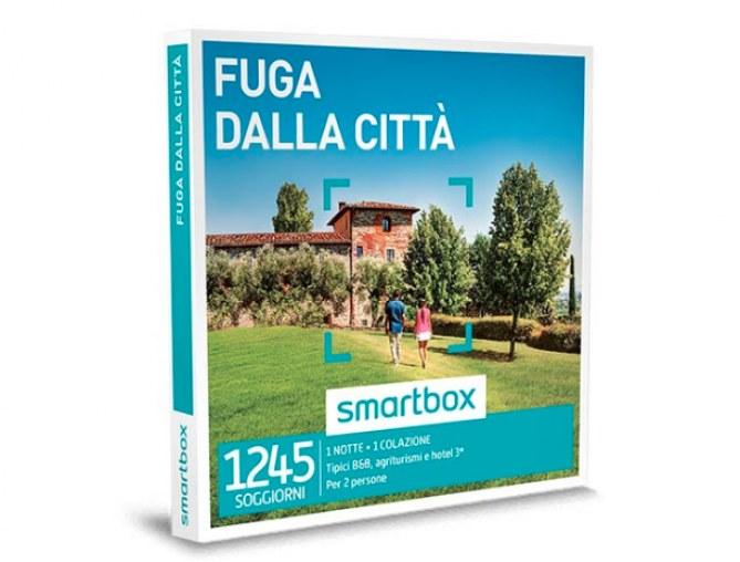 Cofanetto regalo viaggi Smartbox - 59,90 euro