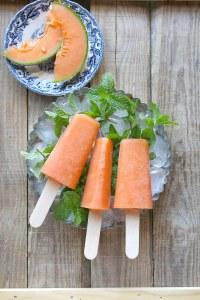 Melon : recette de sorbet au melon
