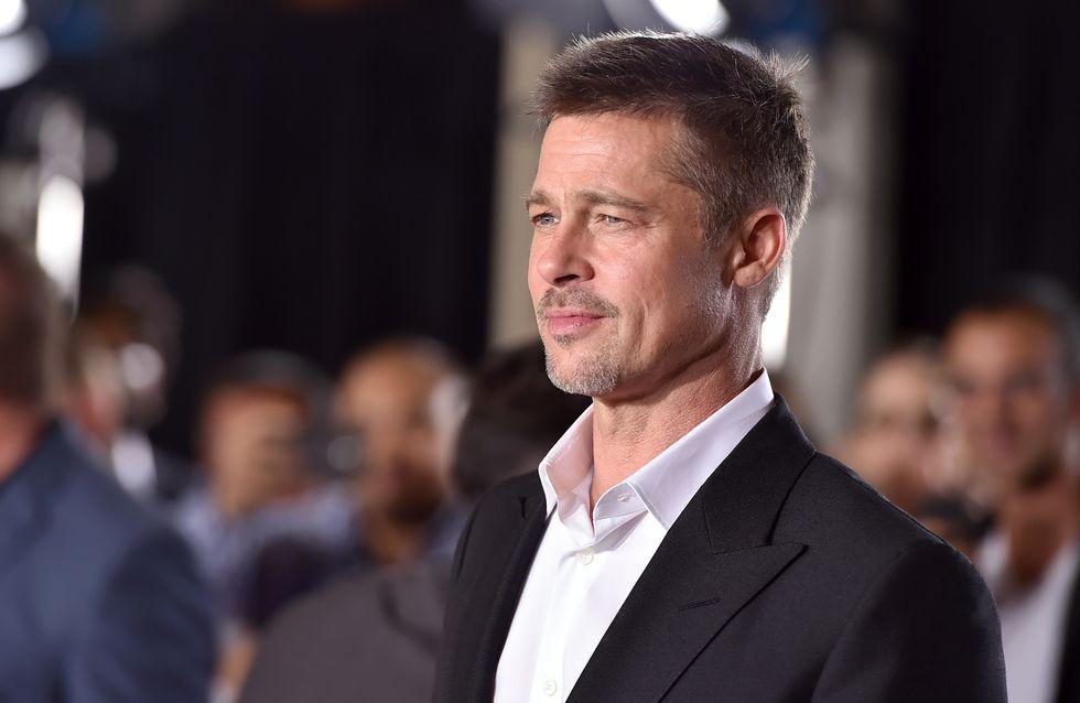 Brad Pitt, enfadado con la pose de víctima de Angelina Jolie