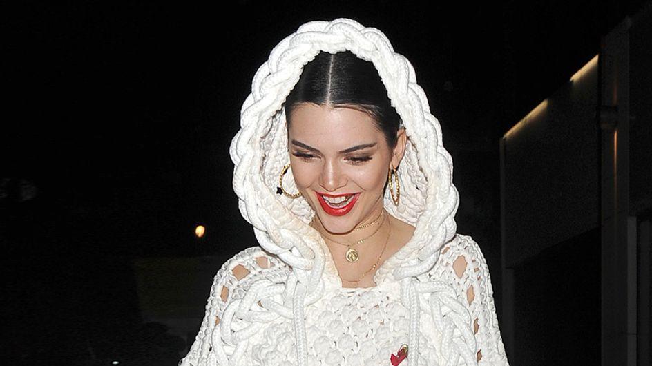 Los dientes de oro de Kendall Jenner, la nueva moda que triunfa entre las Kardashian