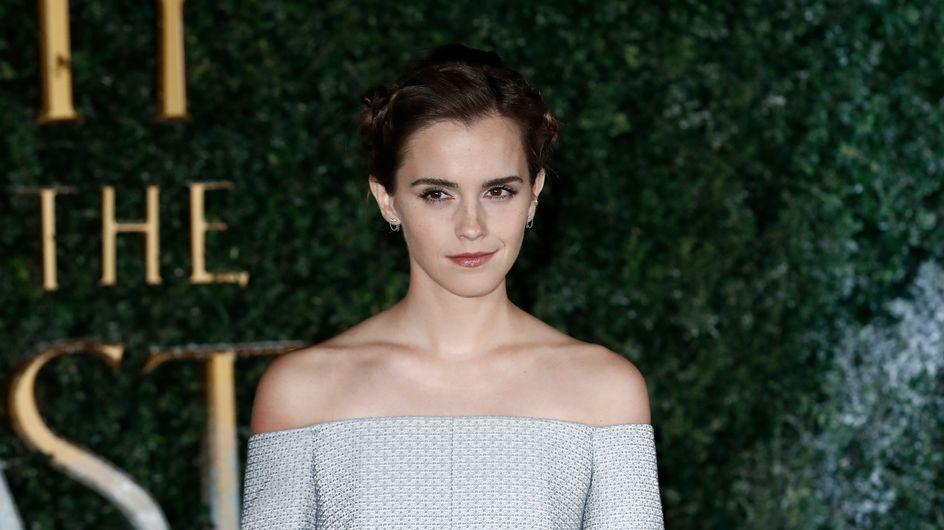La puissante lettre d'Emma Watson contre les violences faites aux femmes
