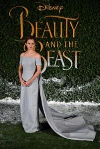 Emma Watson à l'avant-première londonienne de La Belle et la Bête