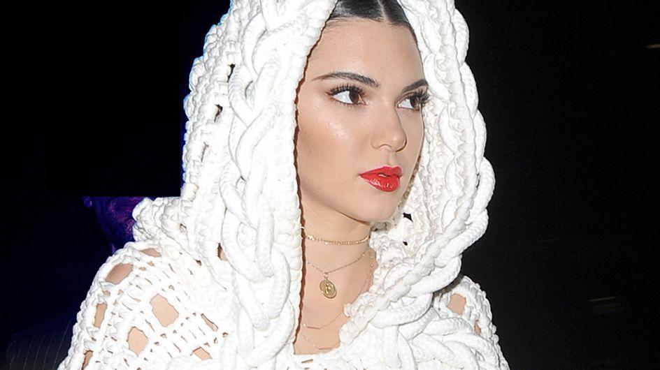 Kendall Jenner y su diente de oro, peor look de la semana