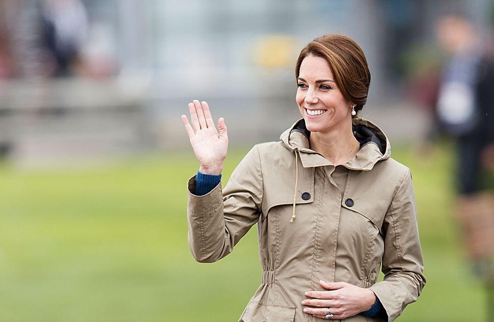 Kate Middleton a porté malheur à cette créatrice de mode ...(Photos)