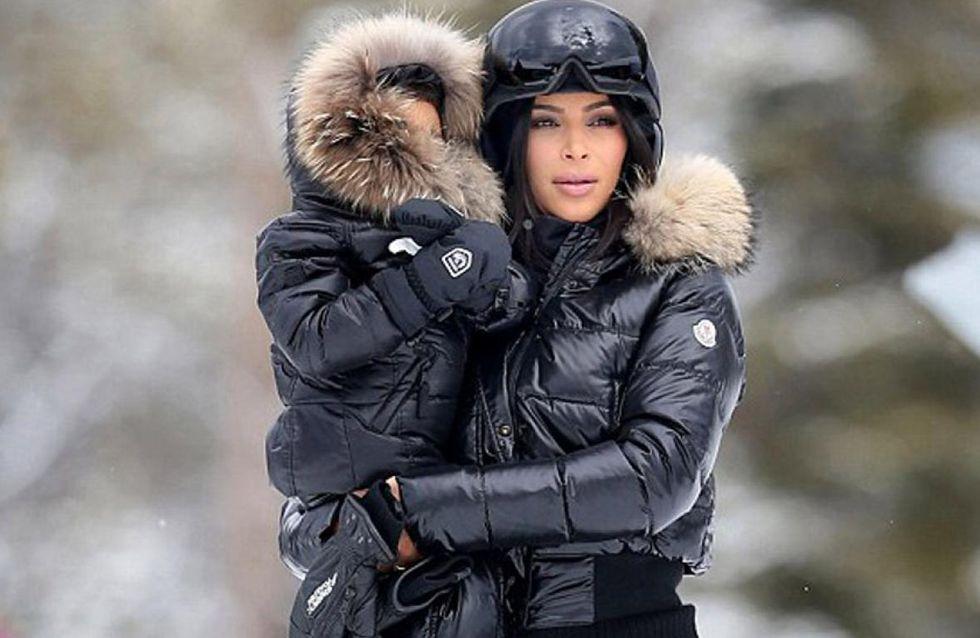 Los looks de North West o cómo ser una fashion influencer con tan solo dos años