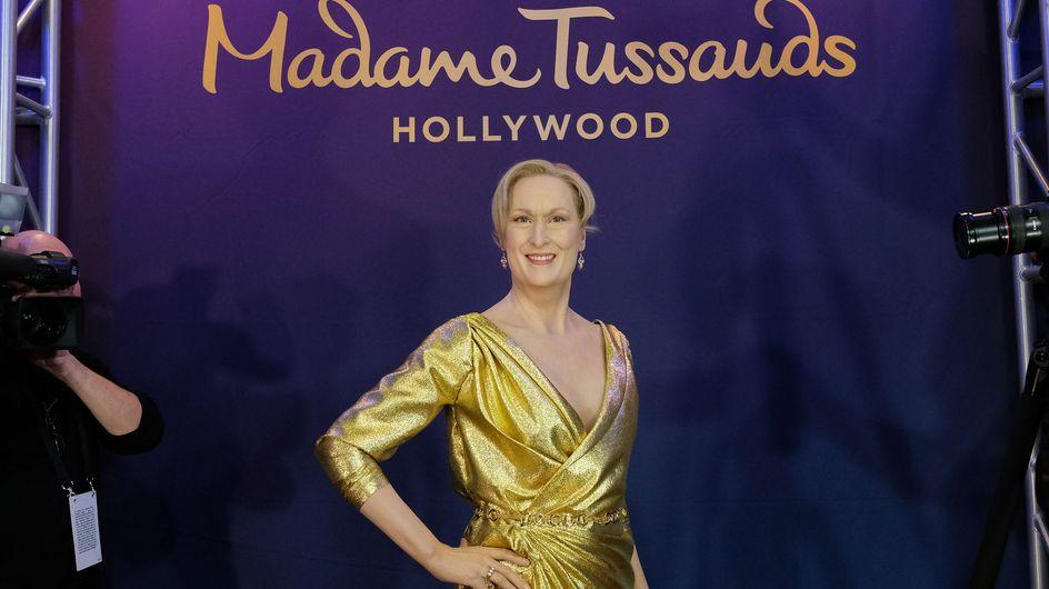 La figura de Meryl Streep y otras barbaridades de los museos de cera