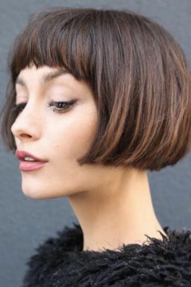 French Bobs Are The Trs Chic Hair Trend Of 2017
