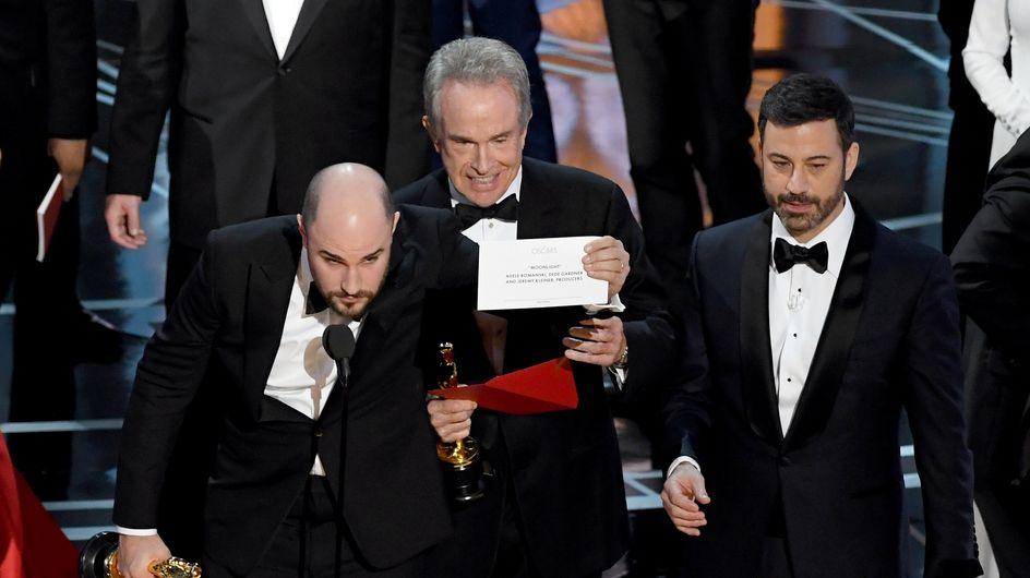 OMG! Was war da los? Die krasse Riesenpanne bei den Oscars 2017