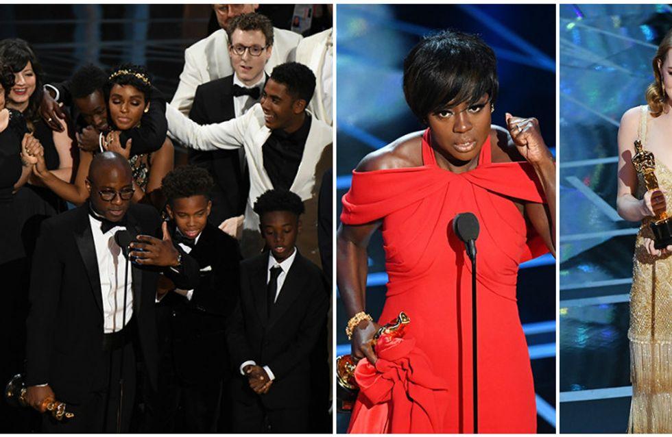 E os vencedores do Oscar 2017 são...