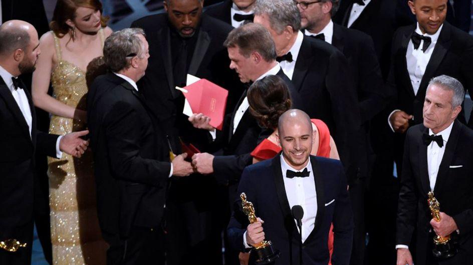 Los momentazos que nos han dejado los Oscar 2017