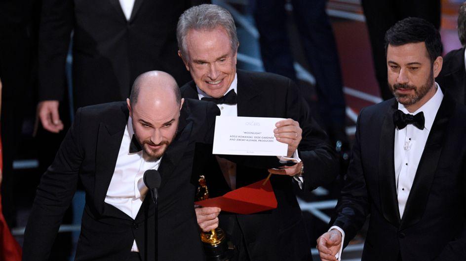 El vídeo del casi Oscar de 'La la land' que pasará a la historia